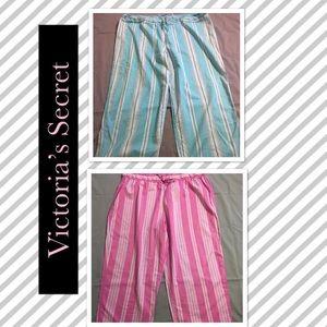 ⭐️EUC⭐️ Bundle. Victoria's Secret PJ/Lounge Pants
